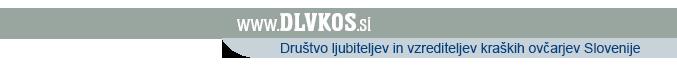 Društvo ljubiteljev in vzrediteljev kraških ovčarjev Slovenije
